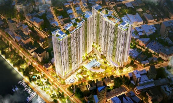 Charmington Iris Apartment For Sales In District 4 Ho Chi Minh City