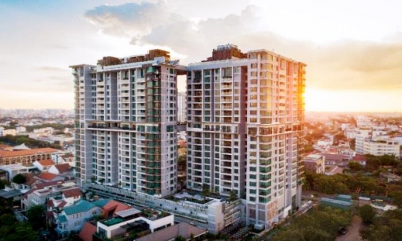 d'Edge Thao Dien Apartment in Nguyen Van Huong Street District 2 Ho Chi Minh City