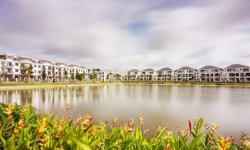 Villas Lakeview City in District 2 Ho Chi Minh City