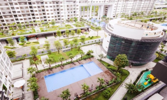 New City Thu Thiem Apartment For Rent in District 2 Ho Chi Minh City