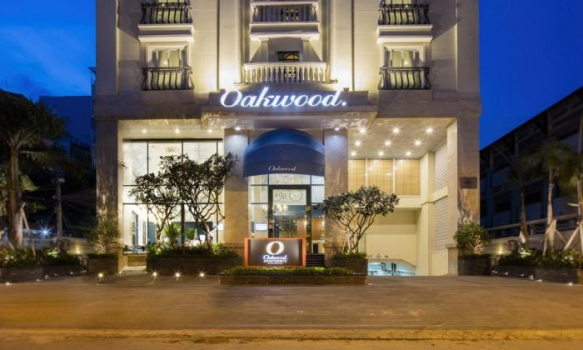 Oakwood Apartment Homes For Rent in District 3 Ho Chi Minh City