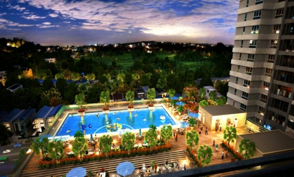 Orchard Parkview Apartment For Rent in Tan Binh District Ho Chi Minh City
