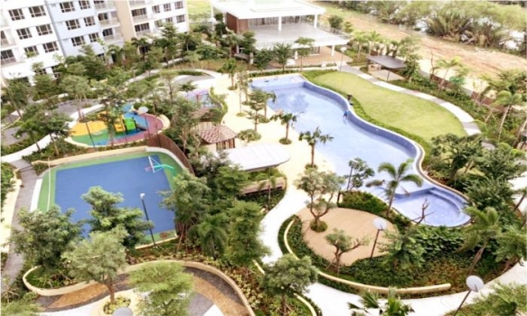 Palm Height Apartment For Sales and Rent in Nam Rach Chiec An Phu District 2 Ho Chi Minh City