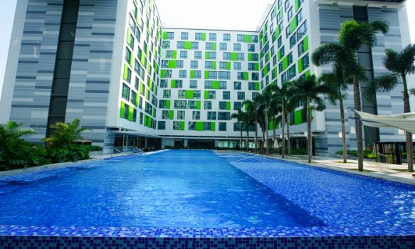 Republic Plaza Serviced Apartment For Rent in Cong Hoa Street Tan Binh Dist HCMC