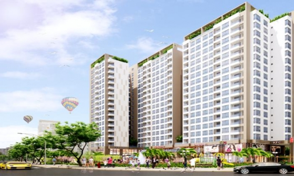 Riva Park Apartment For Rent in District 4 HCM City