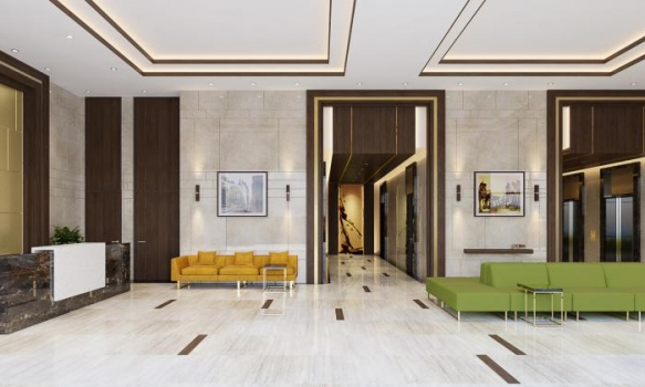 River Gate Residence in District 4 Ho Chi Minh City