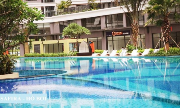 Safira Khang Dien Apartment in Vo Chi Cong Street District 9 HCMC