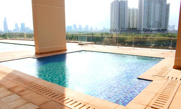Sarina Luxury Apartment Living in Mai Chi Tho Street Thu Thiem Ward District 2 HCMC