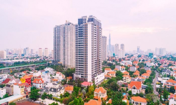 The Nassim Apartment For Rent in Thao Dien District 2 HCMC
