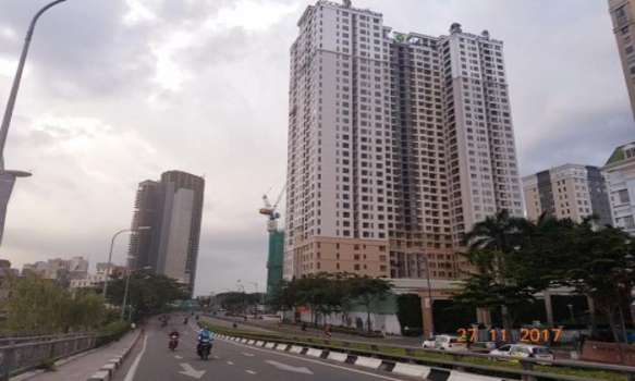 The Tresor Apartment Community in District 4 HCMC