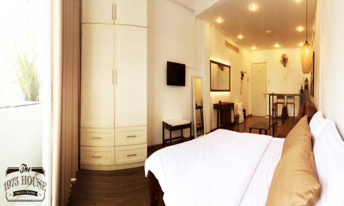 Stunning Renovating One Bedroom Apartment in Center District 1 Ho Chi Minh City