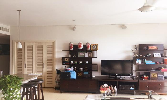 Two Bedroom Avalon Apartment For Rent in Nguyen Thi Minh Khai Dist 1 HCMC