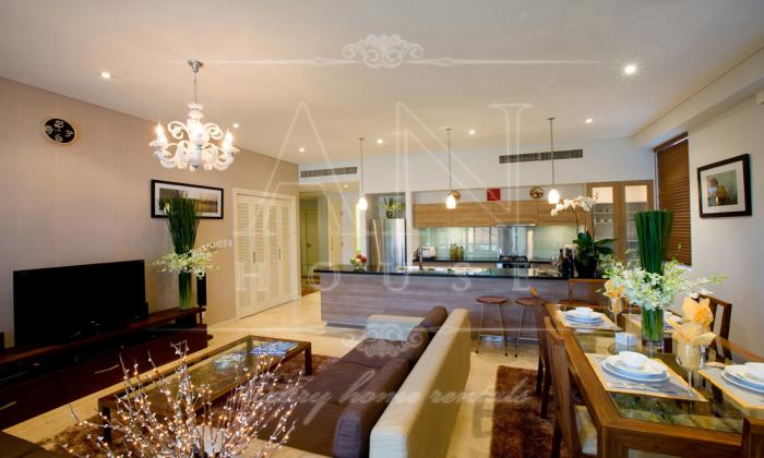 High Class Avalon Apartment For Rent in District 1 Ho Chi Minh City