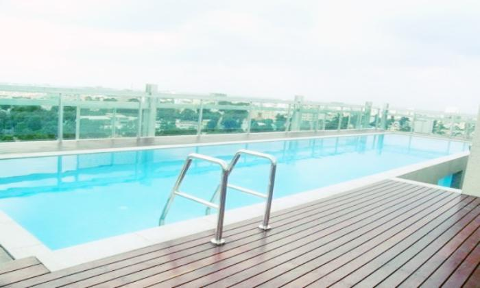 Penthouse Avalon Apartment For Rent in District 1, HCM City