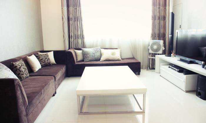 Luxury Apartment In Ben Thanh Tower, District 1, HCMC