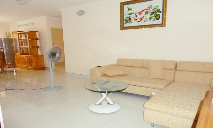 Asian Style Two Bedroom Apartment For Lease in Central  Garden District 1 HCMC