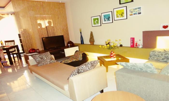 Apartment for rent in Central Garden Building, District 1 HCMC