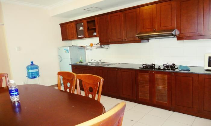 Apartment For Rent On 15/F-Central Garden Apartment, District 1, HCMC