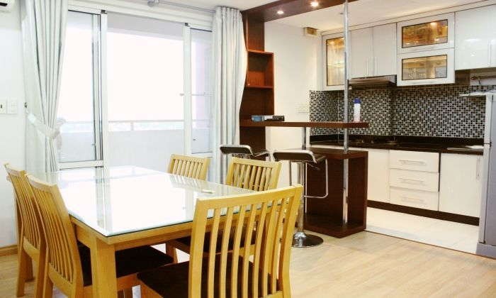 Very Cozy Apartment For Rent In Central Apartment, District 1 HCM City