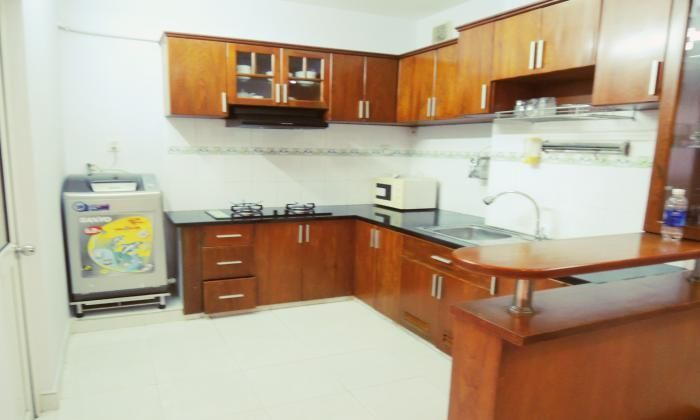 Very Nice Apartment For Rent In Central Garden, District 1, HCM City