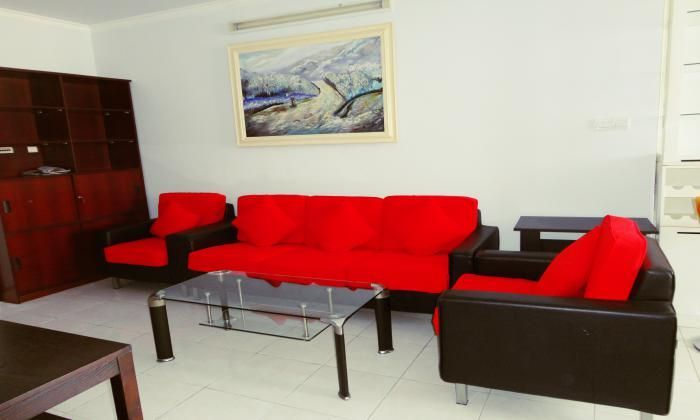 Fully Furnished Apartment For Rent In Central Garden District 1, HCMC