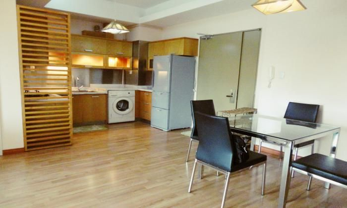 Parquet Apartment For Rent In Central Garden, District 1.