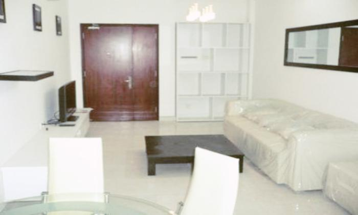 Reasonable Rental Central Garden Apartment, District 1, HCM City