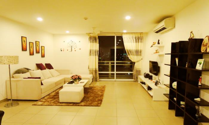 Luxury Decoration Two Bedroom in Horizon District 1 Ho Chi Minh City