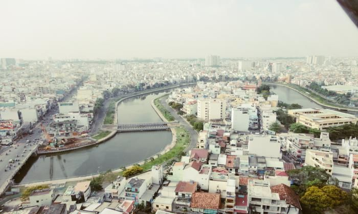 River View Apartment For Rent In Horizon Apartment District 1 HCM City