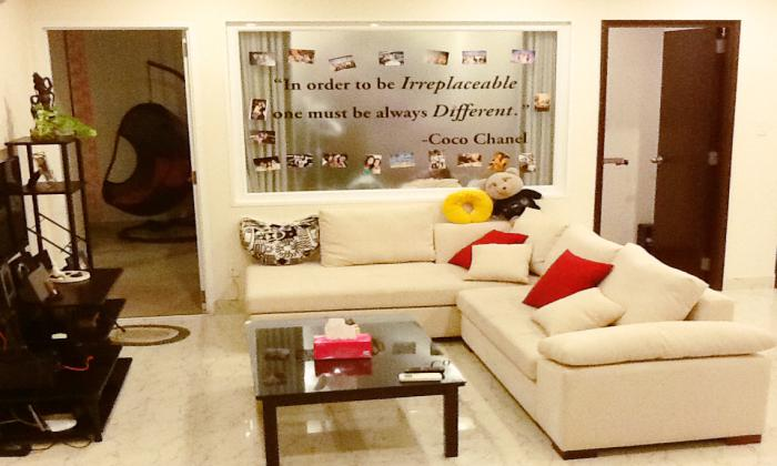 Nice One Bedroom Horizon Apartment For Rent District 1 HCM City