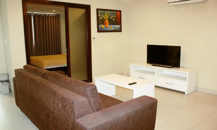 Apartment in International Plaza, District 1, Ho Chi Minh City