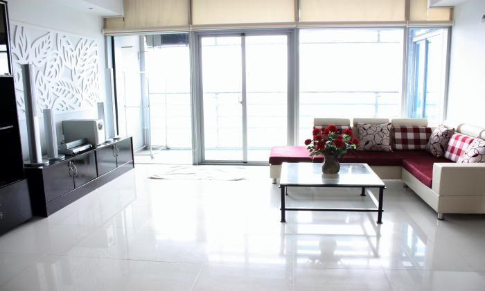 Nice View Two Bedrooms Sailing Tower, District 1, HCM City
