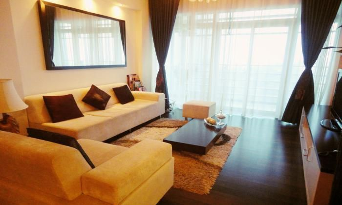 Luxury One Bedroom Apartment In Sailing Tower, District 1, HCM City