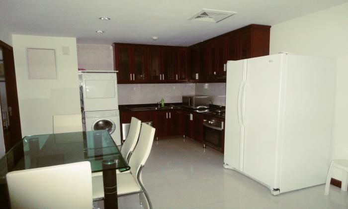 Wooden Floor Apartment For Rent In Sailing Tower, District 1, HCMC