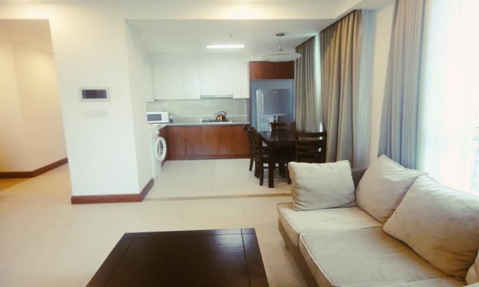 Two Bedrooms Apartment For Rent In Sailing Tower, District 1, HCMC