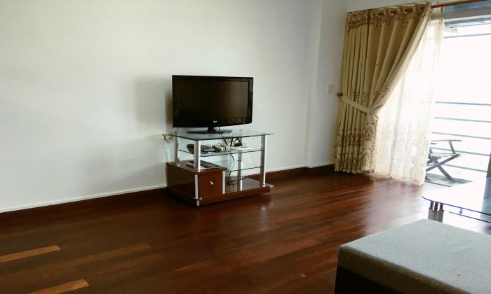 Wonderful View Two Beds Apartment For Rent in Sailing Tower District 1 HCMC