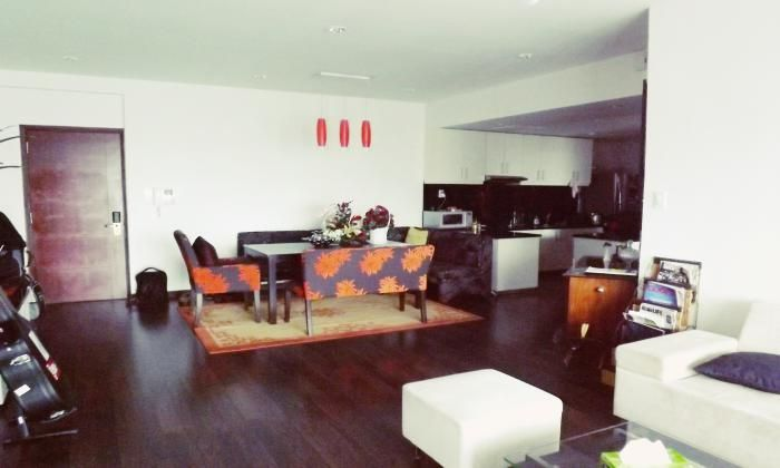 Luxury Apartment For Rent In Sailing Tower, District 1, HCM City