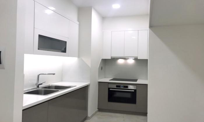 Unfurnished One Bedroom Apartment For Rent in Golden River District 1 HCM City