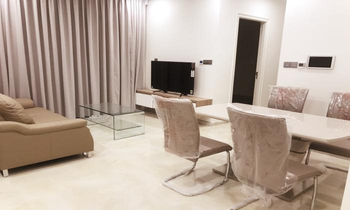 Landmark View Two Bedrooms Apartment For Rent District 1 Ho Chi Minh City