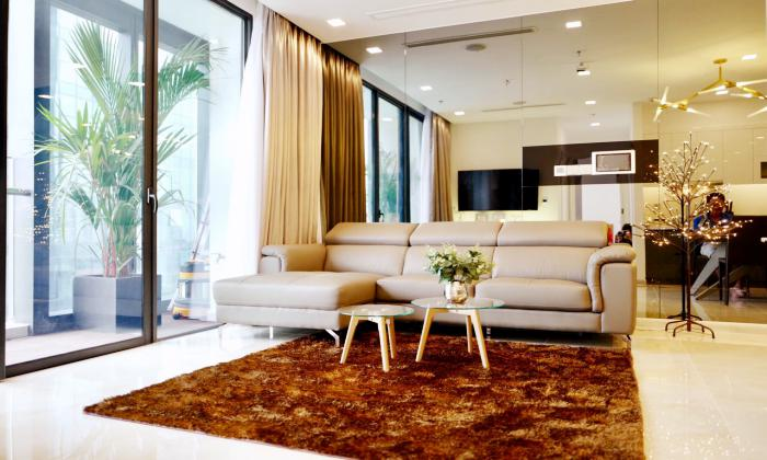 Nice View And Luxury Vinhomes Golden River Apartment For Rent in District 1 HCMC