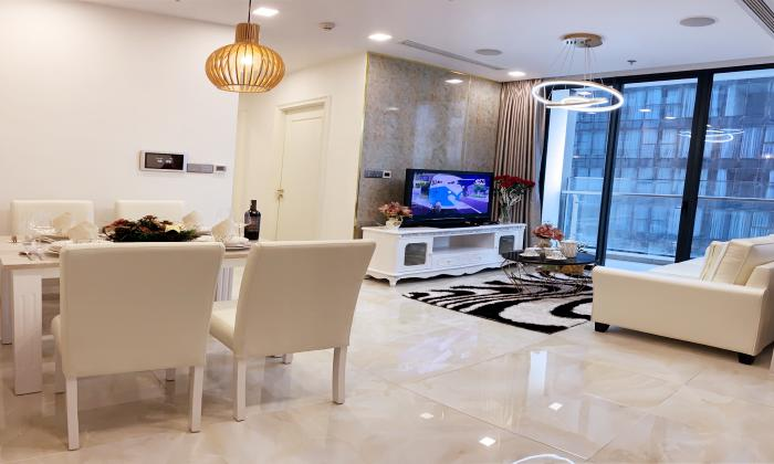 Brand New Vinhomes Bason Apartment For Rent in District 1 Ho Chi Mnh City