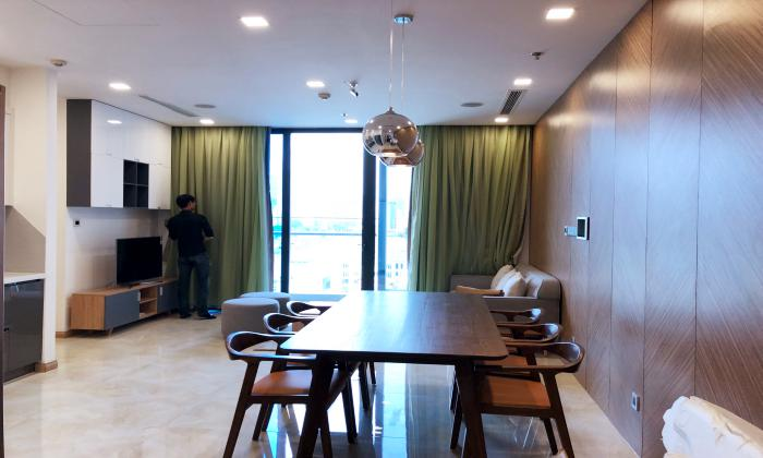 Brand New two Bedroom Apartment For Rent in Vinhomes Golden River District 1 HCMC