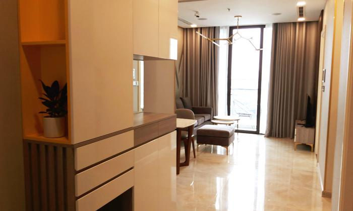 Affordable Price Two Bedroom Vinhomes Golden River Apartment For Rent District 1 HCMC