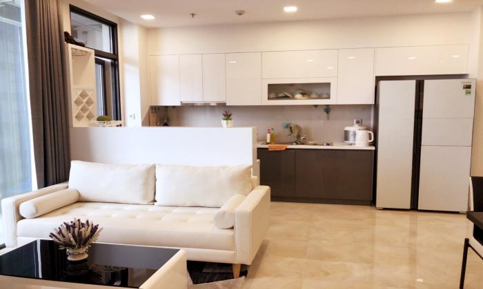 Really Good Looking Two Bedroom Apartment in Vinhomes Golden River District 1 HCMC