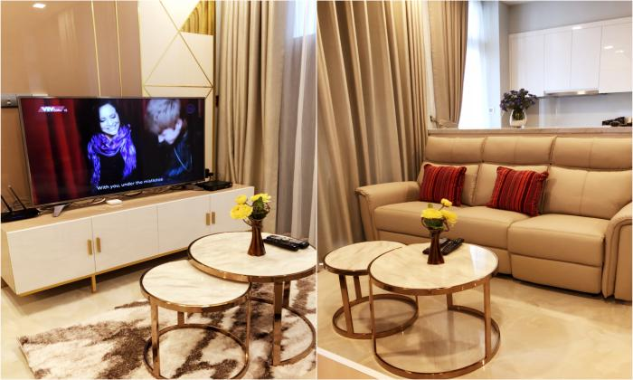 Good Quality Vinhomes Golden River Apartment For Rent in District 1 Ho Chi Minh City