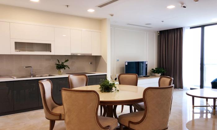 High Class Vinhomes Golden River Apartment For Lease in District 1 HCMC
