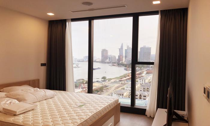 Amazing View To River Two Bedroom Apartment For Rent in District 1 Ho Chi Minh Chi City