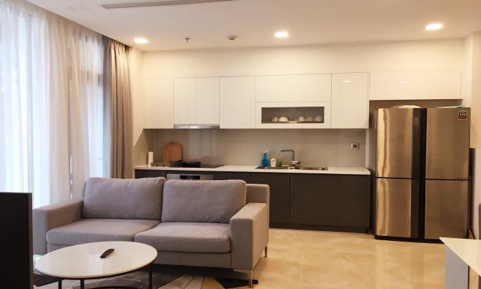 High Floor Two Bedroom Apartment Vinhome Bason Apartment For Rent in District 1 Ho Chi Minh City