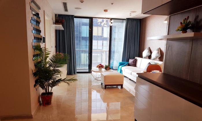 Fascinating View To City Two Bedroom Apartment Vinhome Golden River District 01 Ho Chi Minh City
