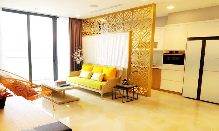 Amazing Three Bedrooms Apartment in Vinhomes Bason For Lease District 1 HCMC